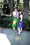 Catherine & Trowa, Anime Expo '06 (Thanks to Paladin Cecil!)