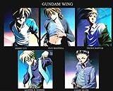 Gundam Wing pilots, 140 pieces