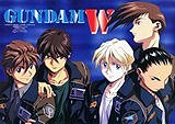 Gundam Wing pilots, 120 pieces