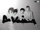 Kurama, Hiei, Yusuke, Kuwabara, 99 pieces