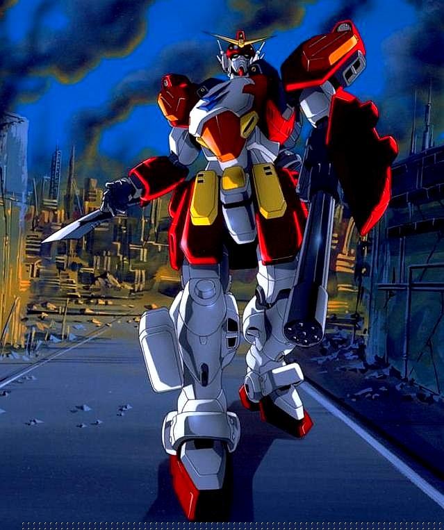 Mobile Suit Gundam Wing: Wing Zero Gundam Custom EW-Gundam